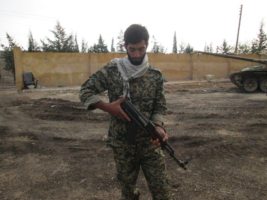 تصاویر حضور شهید محسن حججی در سوریه جدیدترین تصاویر «محسن حججی» در سوریه+ گزارش تصویری جدیدترین تصاویر «محسن حججی» در سوریه+ گزارش تصویری IMG 1837 1024x768