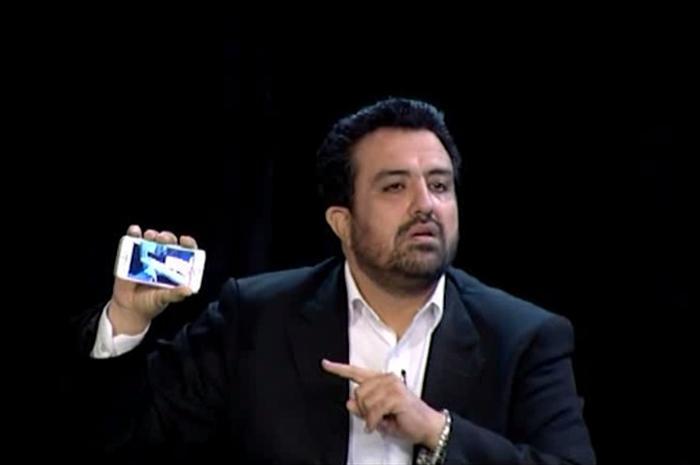 روایت حسینی بای از شهید سرافراز نجف آباد