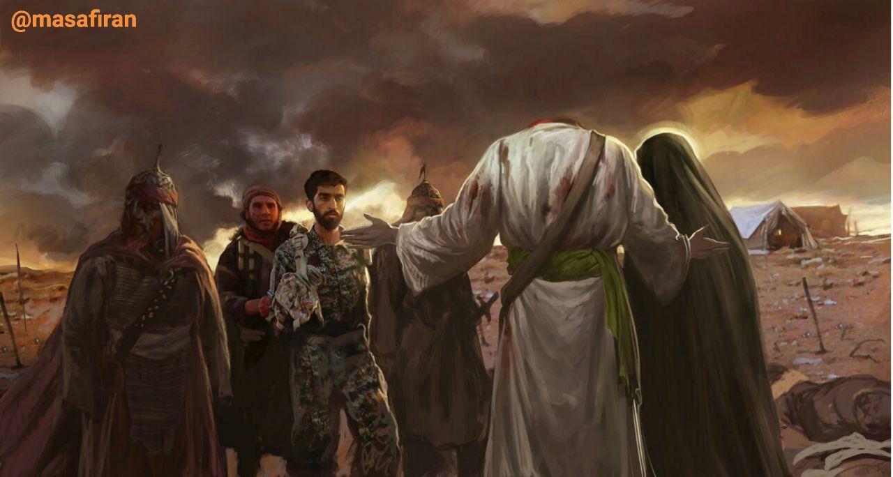 گزارش ۲۰:۳۰ از محسن حججی