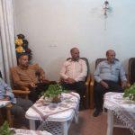 نشست مسئولان برای مراسم تشییع شهید حججی نشست مسئولان برای مراسم تشییع شهید حججی photo5848102383509416528 150x150