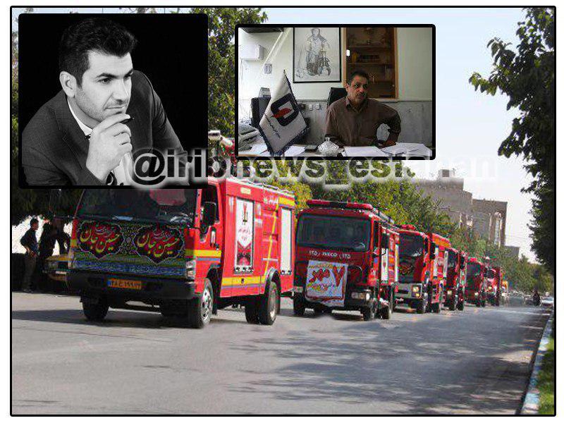 کشته شدن رئیس شورای شهر فولادشهر در مانور