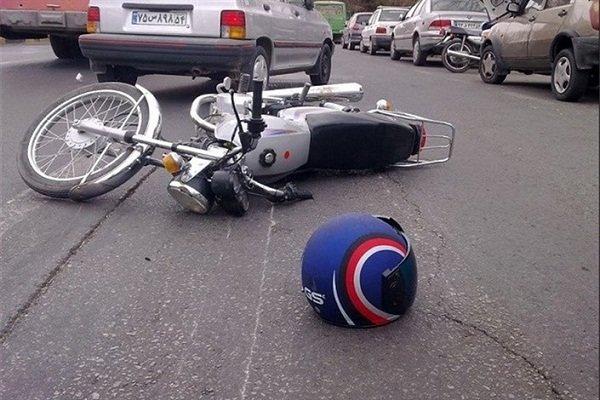 کشته شدن زن جوان توسط موتورسوار شانزده ساله