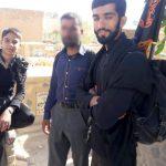 شهید محسن حججی جدید جدید ترین تصاویر ناب از محسن حججی+ خاطره پیاده روی اربعین شهید                         5 150x150