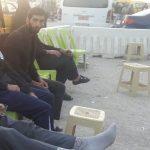 شهید محسن حججی جدید جدید ترین تصاویر ناب از محسن حججی+ خاطره پیاده روی اربعین شهید                         7 150x150