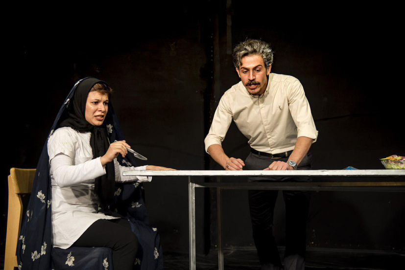 درخشش استانی تئاتر نجف آباد