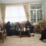 ادامه دیدارهای همسر شهید حججی با خانواده مدافعان حرم+ تصاویر ادامه دیدارهای همسر شهید حججی با خانواده مدافعان حرم+ تصاویر                                                                   2 150x150