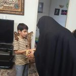 ادامه دیدارهای همسر شهید حججی با خانواده مدافعان حرم+ تصاویر ادامه دیدارهای همسر شهید حججی با خانواده مدافعان حرم+ تصاویر                                                                   3 150x150