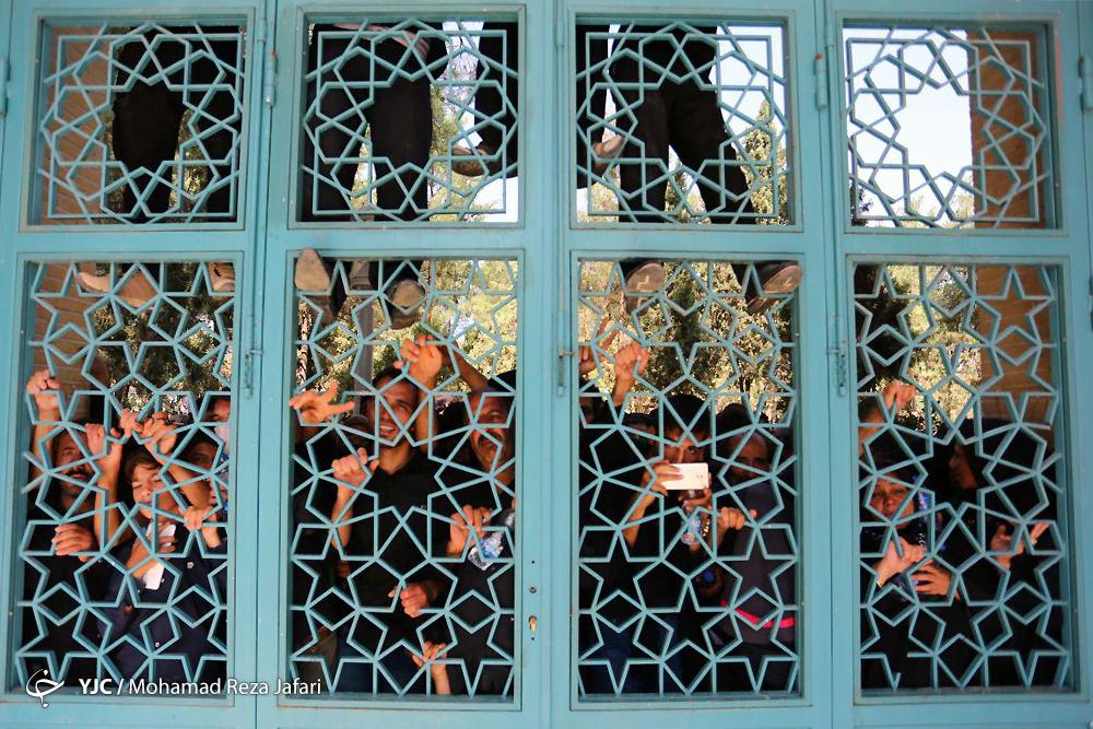 حماسه یک تشییع کم نظیر در تاریخ نجف آباد+ تصاویر