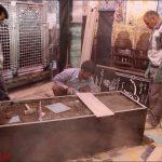 تعویض سنگ مزار شهید حججی+ تصاویر تعویض سنگ مزار شهید حججی+ تصاویر                                              2 150x150
