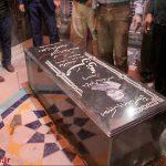 تعویض سنگ مزار شهید حججی+ تصاویر تعویض سنگ مزار شهید حججی+ تصاویر                                              3 150x150