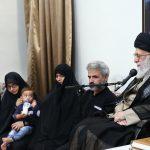 دیدار خانواده شهید حججی با رهبر انقلاب+ تصاویر دیدار خانواده شهید حججی با رهبر انقلاب+ تصاویر                                                                        3 150x150