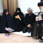 دیدار خانواده شهید حججی با رهبر انقلاب+ تصاویر دیدار خانواده شهید حججی با رهبر انقلاب+ تصاویر                                                                        5 150x150