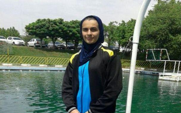 حضور قایقران نجف آبادی در تیم ملی