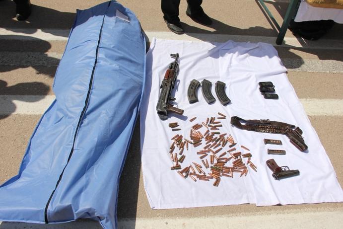 هلاکت شرور مسلح در نجف آباد