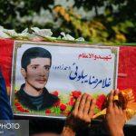 گزارش تصویری تشییع شهید غلامرضا یبلویی گزارش تصویری تشییع شهید غلامرضا یبلویی                                                            10 150x150