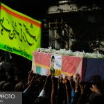 گزارش تصویری تشییع شهید غلامرضا یبلویی گزارش تصویری تشییع شهید غلامرضا یبلویی                                                            12 150x150