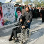 گزارش تصویری تشییع شهید غلامرضا یبلویی گزارش تصویری تشییع شهید غلامرضا یبلویی                                                            22 150x150