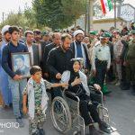 گزارش تصویری تشییع شهید غلامرضا یبلویی گزارش تصویری تشییع شهید غلامرضا یبلویی                                                            23 150x150