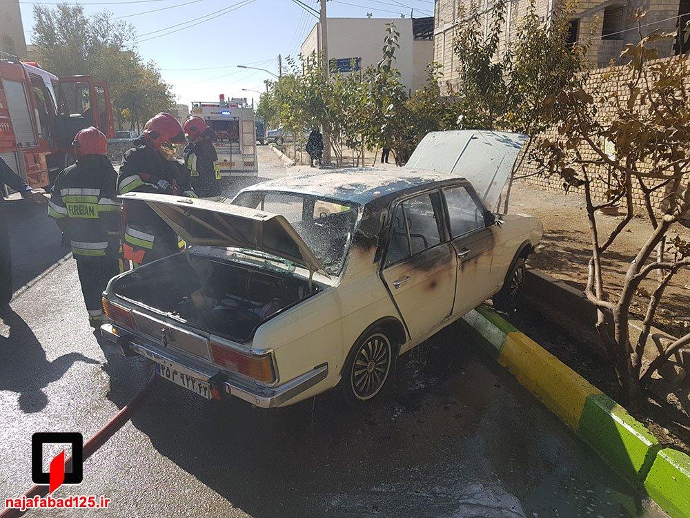 آتش گرفتن پیکان با کپسول ناایمن+تصاویر و فیلم
