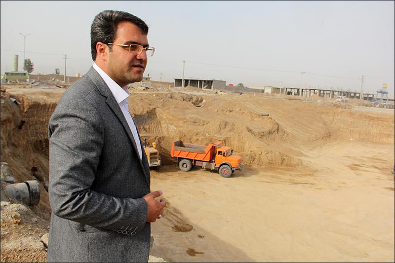 پیشرفت ۹۳ درصدی تقاطع غیر هم سطح شهیدان حجتی
