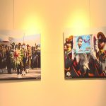 گزارشی از نمایشگاه «تحسین محسن»+ فیلم و تصویر گزارشی از نمایشگاه «تحسین محسن»+ فیلم و تصویر                                             1 150x150