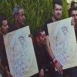 گزارشی از نمایشگاه «تحسین محسن»+ فیلم و تصویر گزارشی از نمایشگاه «تحسین محسن»+ فیلم و تصویر                                             5 150x150