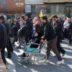 پیاده روی اربعین در نجف آباد+ تصاویر پیاده روی اربعین در نجف آباد+ تصاویر                                96                      1 150x150