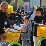 پیاده روی اربعین در نجف آباد+ تصاویر پیاده روی اربعین در نجف آباد+ تصاویر                                96                      22 150x150
