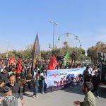 پیاده روی اربعین در نجف آباد+ تصاویر پیاده روی اربعین در نجف آباد+ تصاویر                                96                      26 150x150