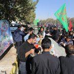 پیاده روی اربعین در نجف آباد+ تصاویر پیاده روی اربعین در نجف آباد+ تصاویر                                96                      9 150x150