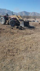 چاه زغالی تخریب تخریب چهل چاه زغالی در نجف آباد                              169x300