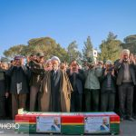 تشییع و خاکسپاری پزشک انقلابی+ تصاویر تشییع و خاکسپاری پزشک انقلابی+ تصاویر                                                          12 150x150