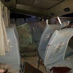 10مصدوم در  مینی بوس خواب آلوده+ تصاویر                            2 150x150