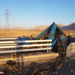 مرگ دلخراش راننده نیسان+ تصاویر مرگ دلخراش راننده نیسان+ تصاویر            1 150x150