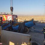 مرگ دلخراش راننده نیسان+ تصاویر مرگ دلخراش راننده نیسان+ تصاویر            3 150x150