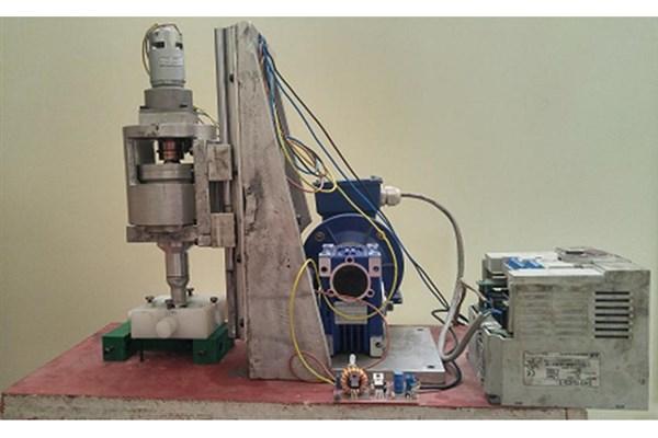 مصاحبه با مخترع دستگاه پرداخت کاری با ذرات مغناطیسی+ فیلم