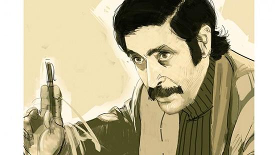بهرام صادقی از بزرگترین داستان نویسان معاصر