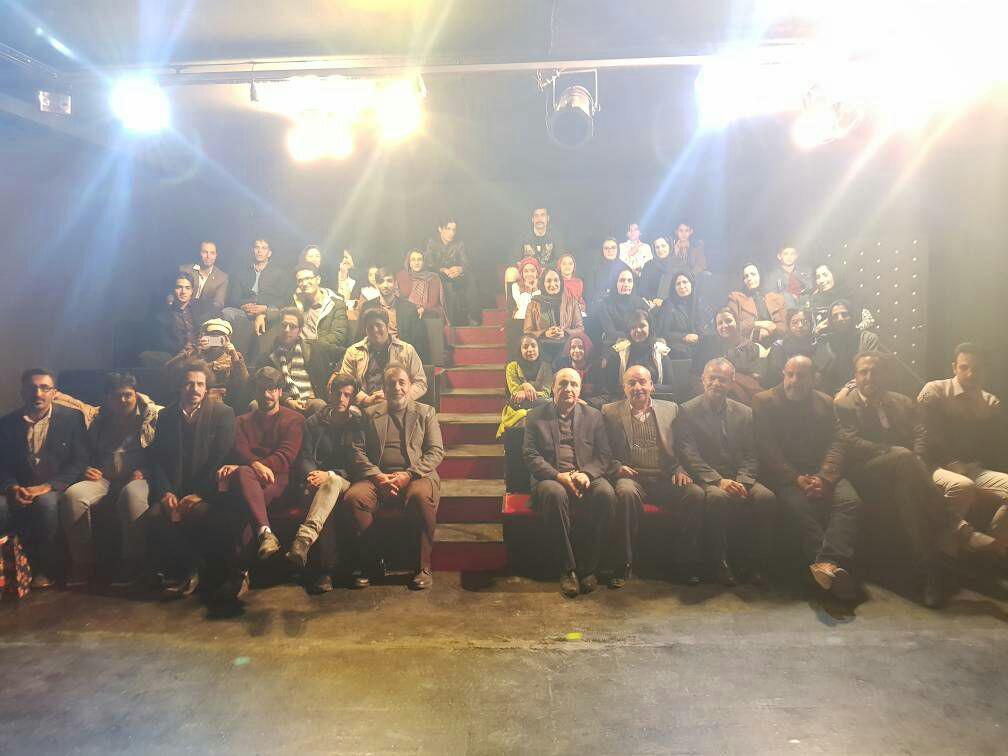 افتتاح اولین تماشاخانه خصوصی نجف آباد+ تصاویر