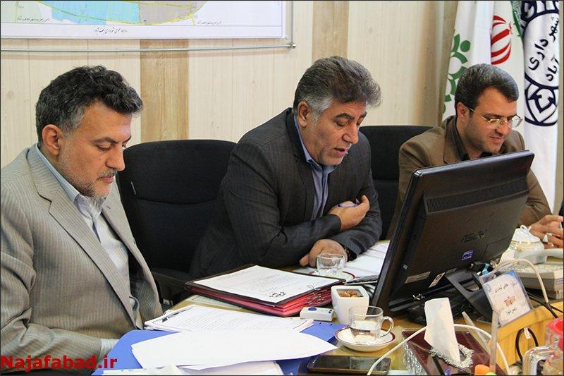 بودجه ۱۳۵میلیاردی نجف آباد در شورا