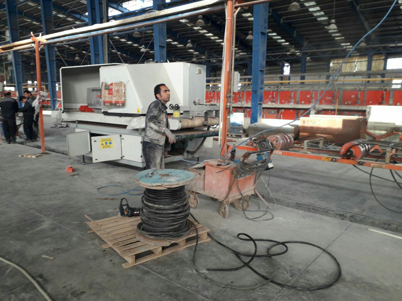 کارگران کاشی اصفهان،۵۶۰۰ماه حقوق معوقه دارند