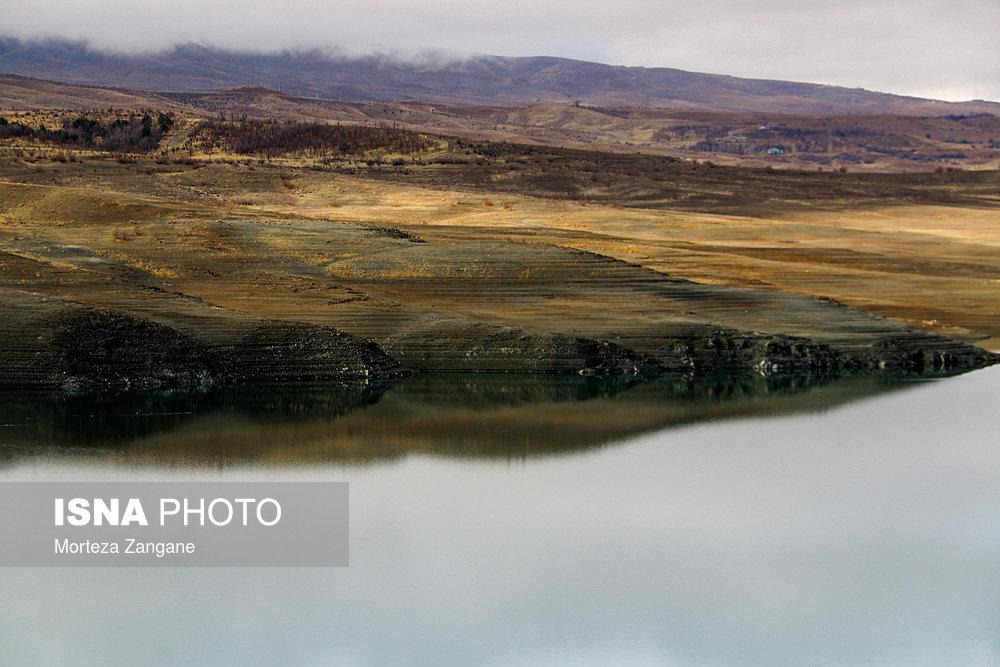 خالی شدن سد زاینده رود آخرین تصاویر از خالی شدن سد زاینده رود+تصاویر آخرین تصاویر از خالی شدن سد زاینده رود+تصاویر                                          14