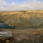 آخرین تصاویر از خالی شدن سد زاینده رود+ فیلم                                          17 150x150