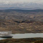 آخرین تصاویر از خالی شدن سد زاینده رود+ فیلم                                          21 150x150
