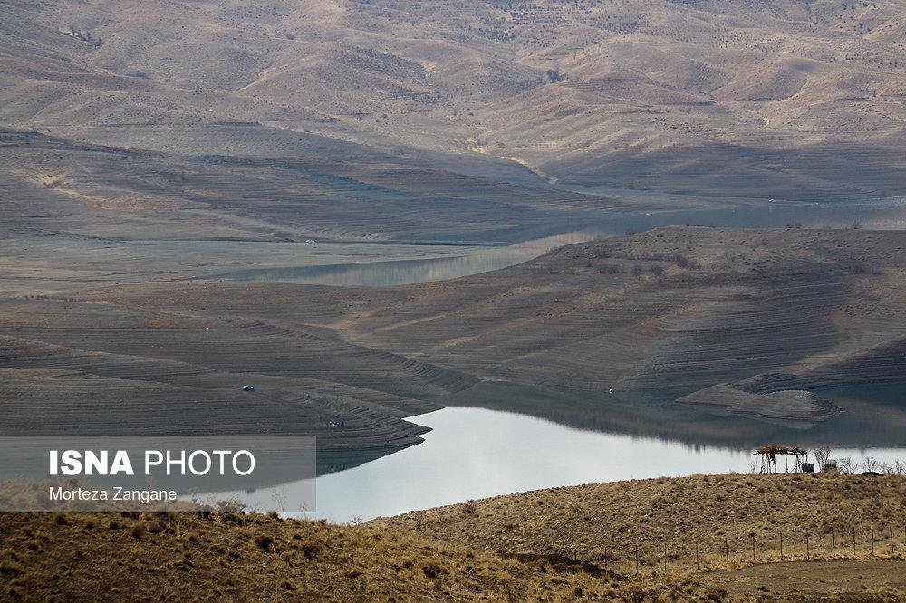خالی شدن سد زاینده رود آخرین تصاویر از خالی شدن سد زاینده رود+تصاویر آخرین تصاویر از خالی شدن سد زاینده رود+تصاویر                                          22