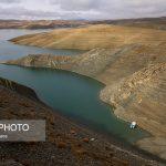 آخرین تصاویر از خالی شدن سد زاینده رود+ فیلم                                          24 150x150