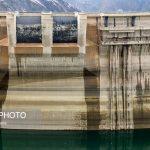 آخرین تصاویر از خالی شدن سد زاینده رود+ فیلم                                          8 150x150