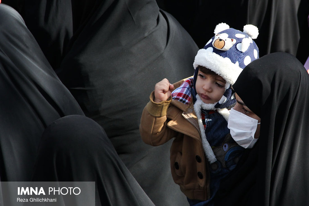راهپیمایی ۲۲بهمن نجف آۤباد در سال۹۶ راهپیمایی ۲۲بهمن نجف آباد+تصاویر راهپیمایی ۲۲بهمن نجف آباد+تصاویر                                                                   12
