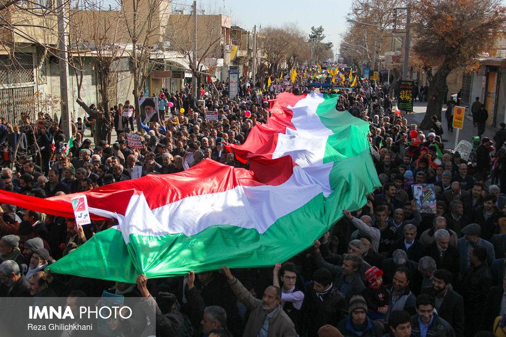 راهپیمایی ۲۲بهمن نجف آۤباد در سال۹۶ راهپیمایی ۲۲بهمن نجف آباد+تصاویر راهپیمایی ۲۲بهمن نجف آباد+تصاویر                                                                   19