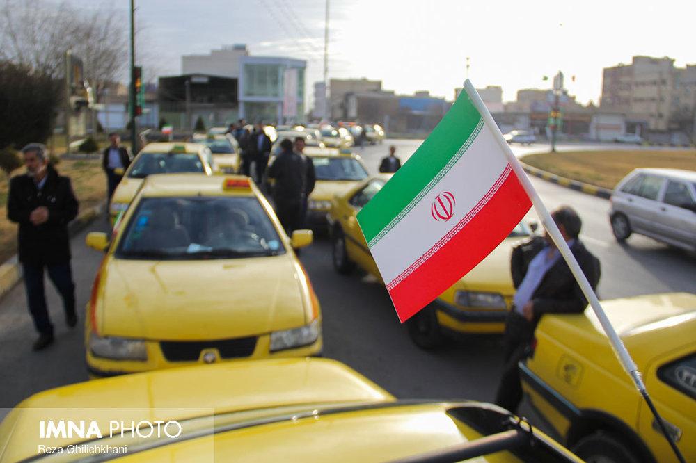 راهپیمایی ۲۲بهمن نجف آۤباد در سال۹۶ راهپیمایی ۲۲بهمن نجف آباد+تصاویر راهپیمایی ۲۲بهمن نجف آباد+تصاویر                                                                   22