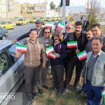 راهپیمایی ۲۲بهمن نجف آباد+ تصاویر                                                                   25 150x150